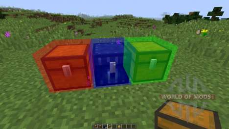 Simple Chest Finder [1.8] pour Minecraft
