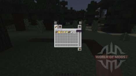 Culinaire [1.7.10] für Minecraft
