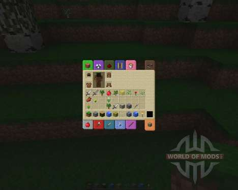 Warm Ice [128x][1.8.8] pour Minecraft