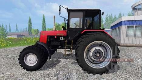 MTZ-892 [modifier] pour Farming Simulator 2015