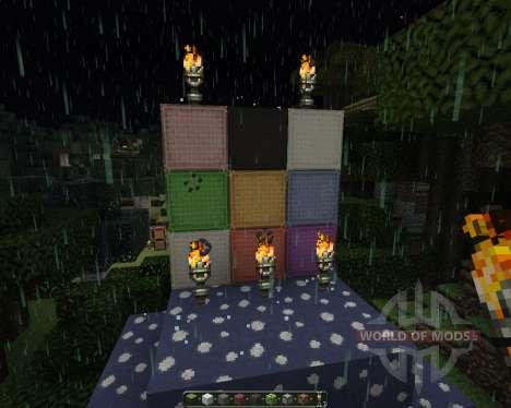 Dokucraft Dark: The Saga Continues [32x][1.8.1] pour Minecraft