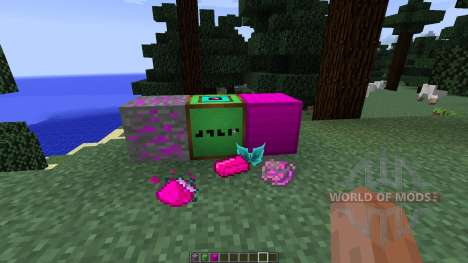 The Wings of Alfheim [1.7.10] pour Minecraft