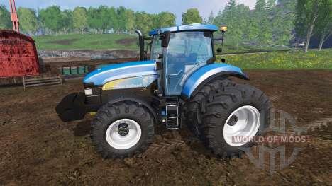 New Holland TM7040 pour Farming Simulator 2015