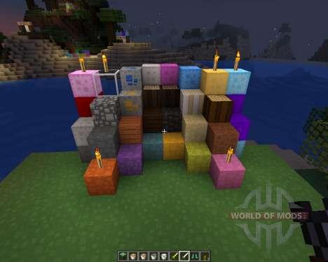 Vox Pack v1.3 [16x][1.8.8] pour Minecraft