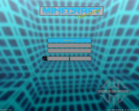 Cyber Optics HD Resource Pack [32x][1.8.8] für Minecraft