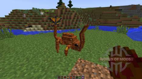 Dungeon Mobs [1.7.10] pour Minecraft