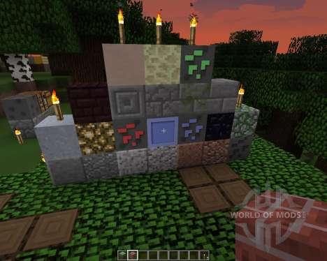Ferocious Resource Pack [64x][1.8.8] pour Minecraft
