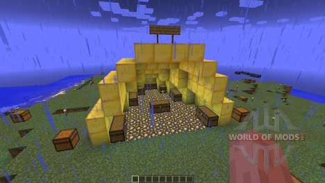 The Hunger Games [1.8][1.8.8] für Minecraft