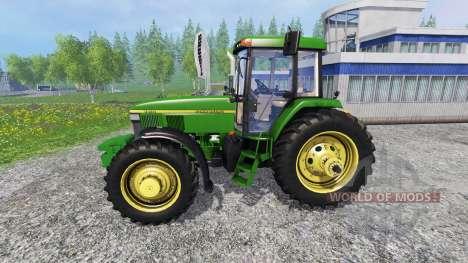 John Deere 7810 USA Edition für Farming Simulator 2015