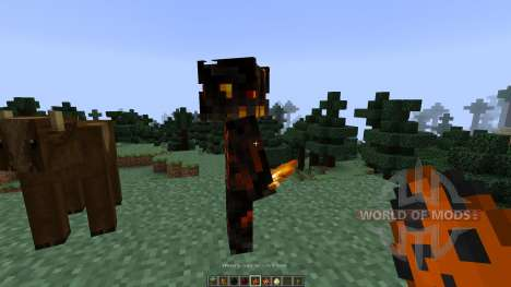 Extra Mobs [1.7.10] pour Minecraft