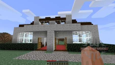 House Designs On An Island [1.8][1.8.8] pour Minecraft