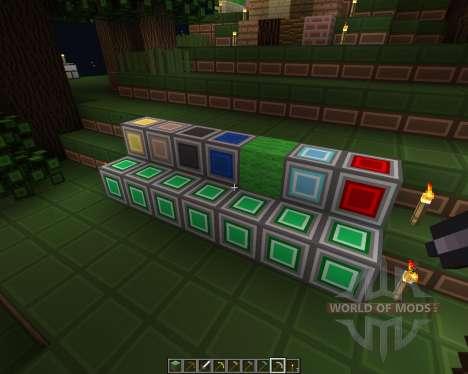 Block Simplicity [16x][1.8.8] pour Minecraft