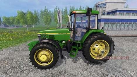 John Deere 7810 v1.1 pour Farming Simulator 2015