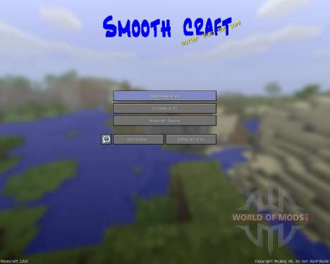 Smooth Version 5.4 [16x][1.8.8] pour Minecraft