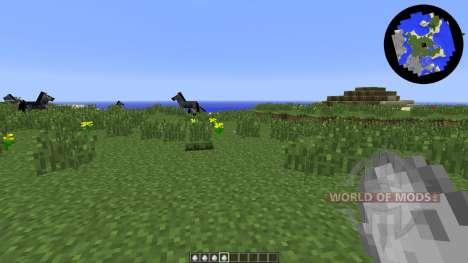 MapWriter [1.6.4] für Minecraft