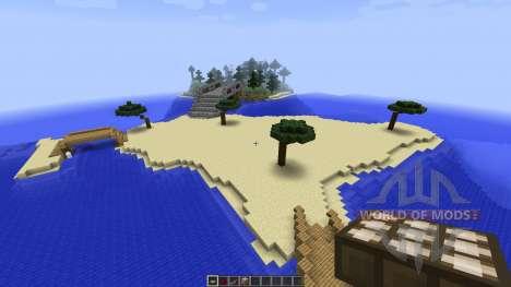 Obsidian Braker Survival Challenge [1.8][1.8.8] pour Minecraft