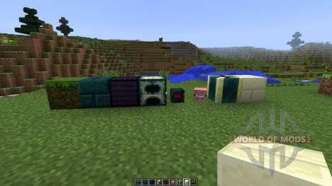 Ganys End [1.7.10] pour Minecraft