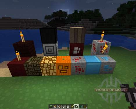 Vox Pack v1.3 [16x][1.8.8] für Minecraft