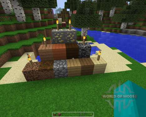 StackPack Resource Pack [32x][1.8.8] pour Minecraft