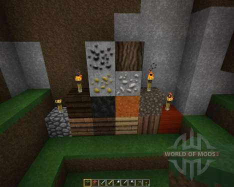 Onigiris Resource Pack [32x][1.8.8] für Minecraft