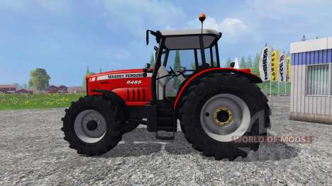 Massey Ferguson 6485 pour Farming Simulator 2015