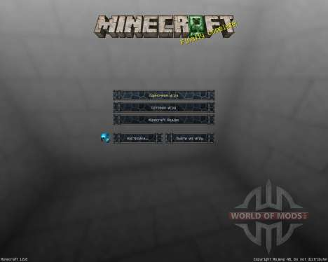 Elements RPG Resource Pack [64x][1.8.8] pour Minecraft