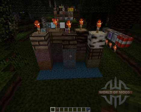 Unsimple Resource Pack [16x][1.8.8] pour Minecraft