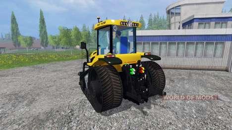 Caterpillar Challenger MT765B v2.1 für Farming Simulator 2015
