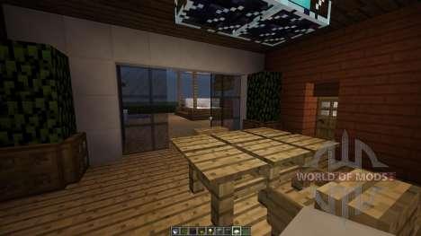 Slandot Modern House [1.8][1.8.8] für Minecraft