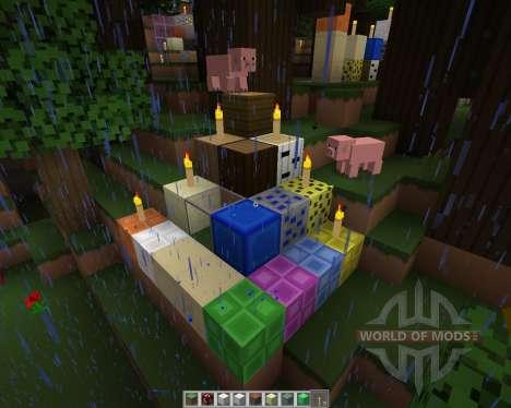 CubPack RP [16x][1.8.1] pour Minecraft