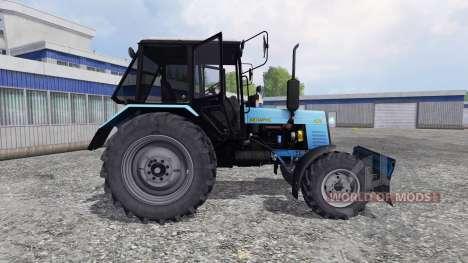 MTZ Belarus 1025 [blade] für Farming Simulator 2015