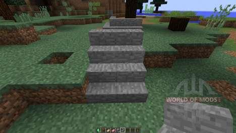 Roxas Stone Stair [1.8] für Minecraft