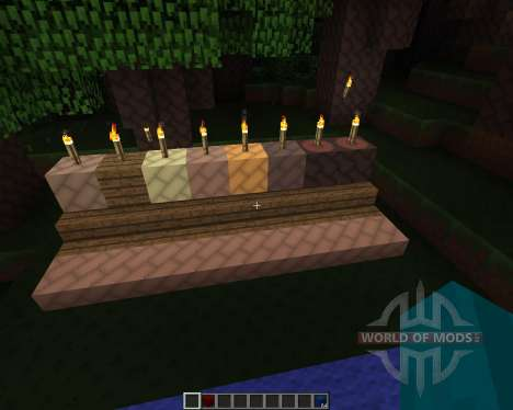 Vividus Resource Pack [16x][1.8.8] pour Minecraft