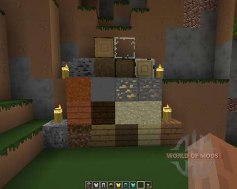 Smooth Village Blocks [16x][1.8.1] für Minecraft