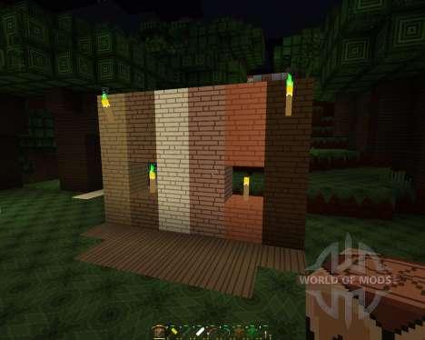 Simplistic Warrior [32x][1.8.1] für Minecraft