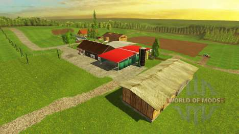 Ein Stuck Land v0.9 pour Farming Simulator 2015