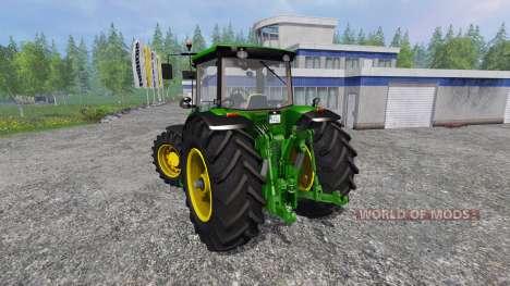 John Deere 7730 v2.5 [Fixed] pour Farming Simulator 2015