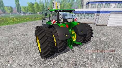 John Deere 7290R and 8370R v1.0b pour Farming Simulator 2015