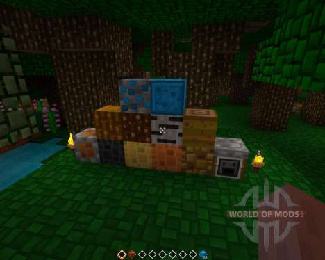 Decor Resource Pack [32x][1.8.8] für Minecraft