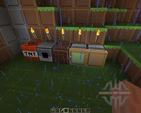 Super Textile [16x][1.8.8] für Minecraft