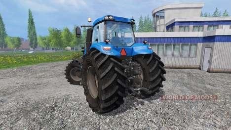 New Holland T8.320 v2.0 pour Farming Simulator 2015