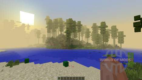 Biomes O Plenty [1.7.10] pour Minecraft