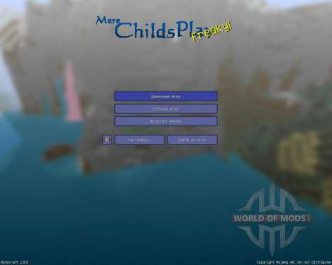 Mere Childs Play [32x][1.8.8] pour Minecraft