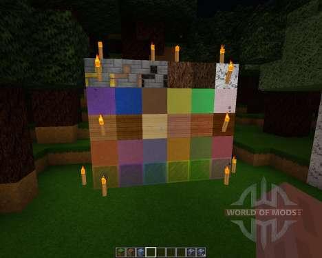 Serinity HD [64x][1.8.8] für Minecraft