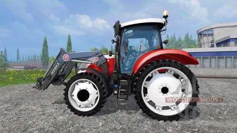 Steyr Profi 4130 CVT pour Farming Simulator 2015