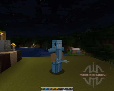 POW Craft [32x][1.8.1] für Minecraft