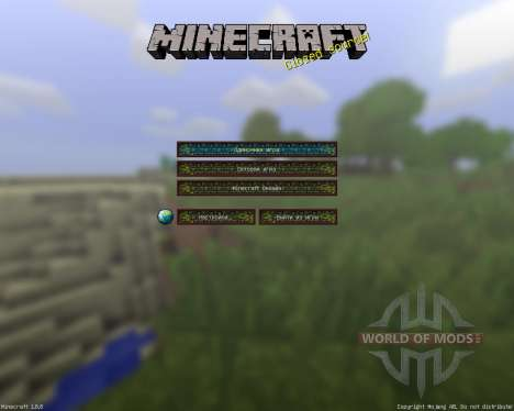 BreadCrumbs RPG Resource Pack [32x][1.8.8] pour Minecraft