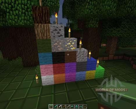 SB Pack [16x][1.8.8] für Minecraft