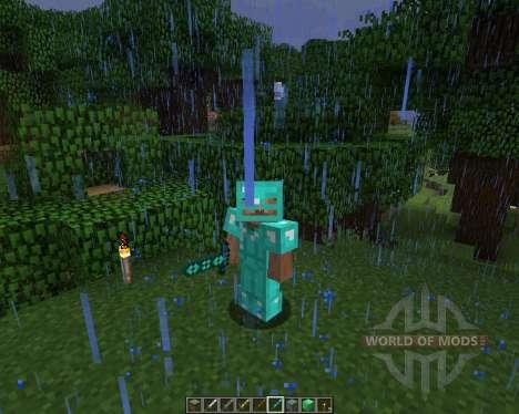 Detail armour [16x][1.8.1] für Minecraft