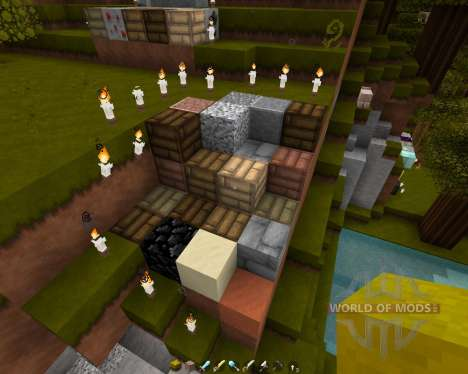 Good Morning Craft Resource Pack [16x][1.8.8] pour Minecraft